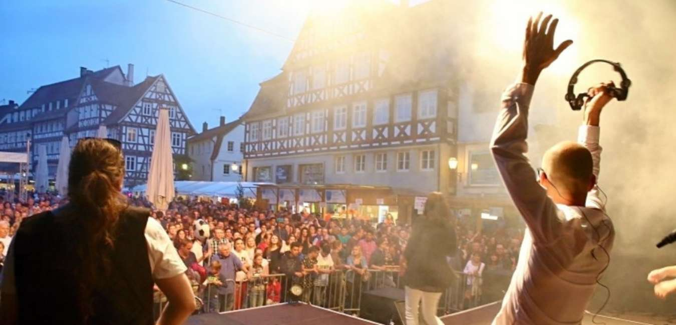 Die Luxusband - Rock, Pop, Funk, Party Coverband Raum Stuttgart